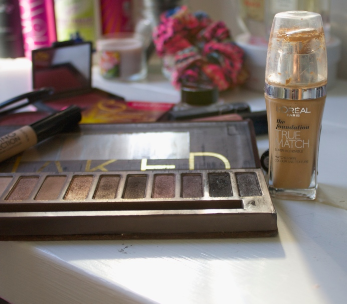 L'oreal True Match Foundation, W4 Golden Natural RRP £9.99 From Boots