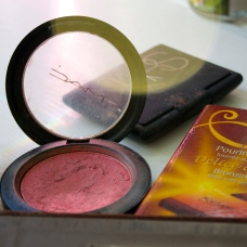 Mac Creme Blush 'Posey' RRP £18.00 Mac UK