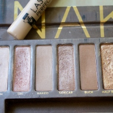 Urban Decay Naked Palette 'Sin' 'Naked' and 'Buck' £36.52 Beautybay.com
